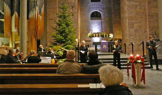 201206 Advent Stadtkirche