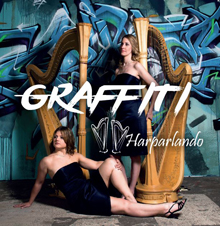 Harp Graffiti Cover